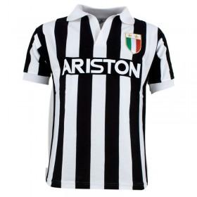Juventus European Cup winners 1984-85