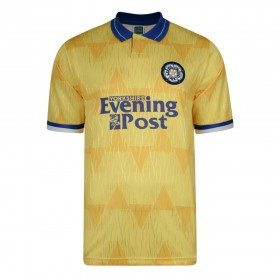 Leeds United 1992 Away vintage football shirt