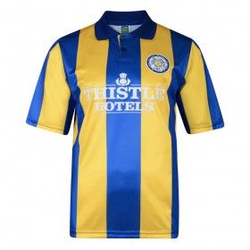 Leeds United 1994 Away vintage football shirt