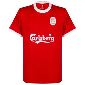 Liverpool FC 1998-2000 vintage football shirt
