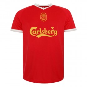 Liverpool FC 2001-03 vintage football shirt
