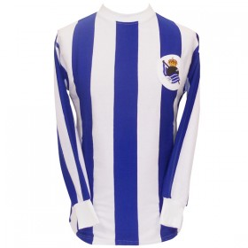 Real Sociedad 60s Retro Shirt