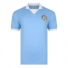 Manchester City 1975/76 Retro Shirt