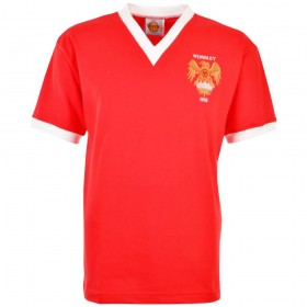 Manchester United 1958 FA Cup Final vintage football shirt