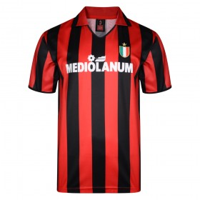 AC Milan Retro Shirt 1988-89