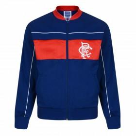 Glasgow Rangers 1984 Retro Jacket