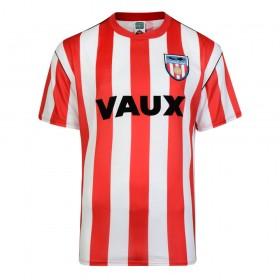 Sunderland 1990 retro shirt product photo