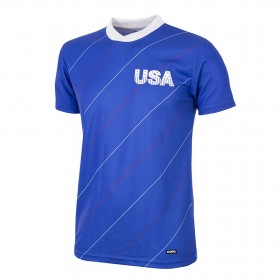 USA 1984 Retro Football Shirt