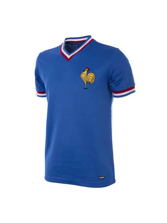 France Retro football Shirt