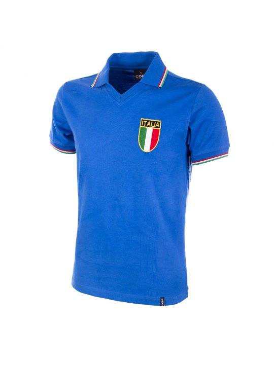 Italy World Cup 1982 shirt - Paolo Rossi