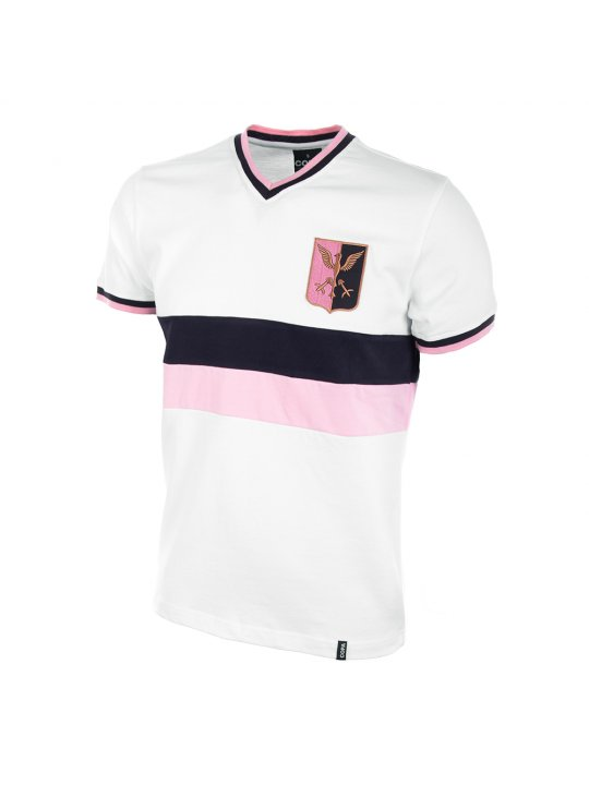 Palermo away 1970's Retro Shirt