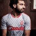 Liverpool FC Retro Shirt 1989-90 | Grey | Candy