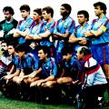 Barcelona 1987/88 Away Meyba