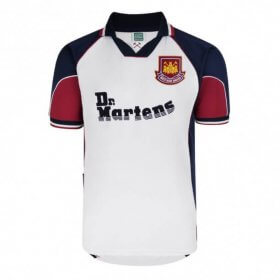 West Ham 1998/99 Retro Shirt | Away