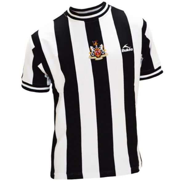 Newcastle United classic football shirt