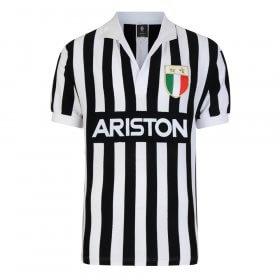 Juventus Vintage Shirt 1984-85