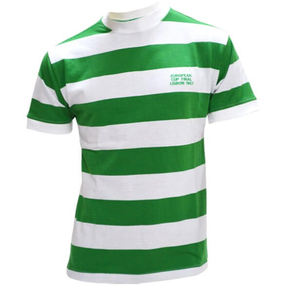 Celtic Football shirt European Champions 1967