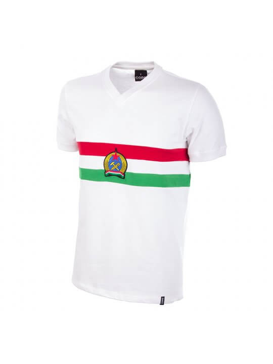 Hungary Away 1950's Retro Shirt