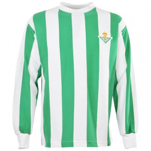 Real Betis 60s Retro Shirt
