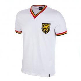 Belgium Away 1970's Retro Shirt