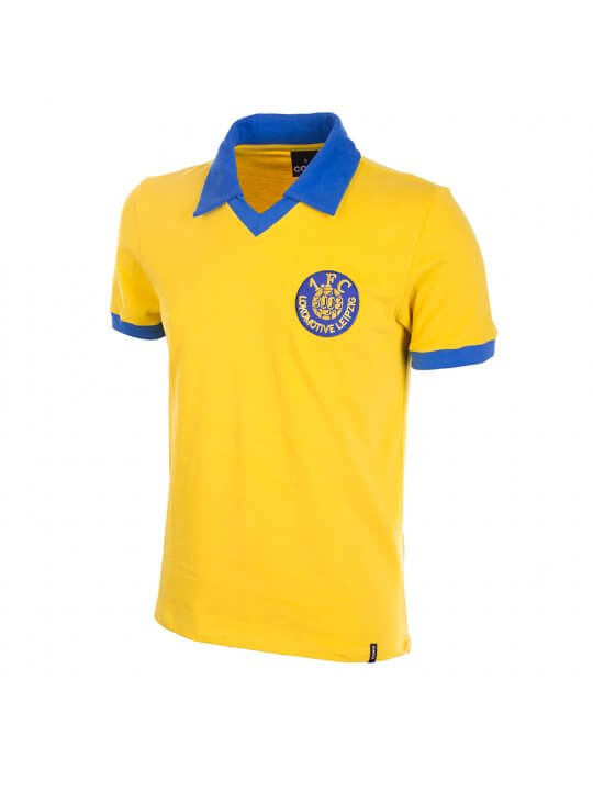 FC Lok Leipzig 1980's Retro Shirt