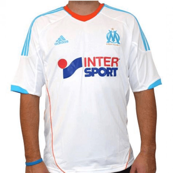 Olympique Marseille Shirt 2012-2013