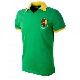 Cameroon Retro shirt 1982 WC