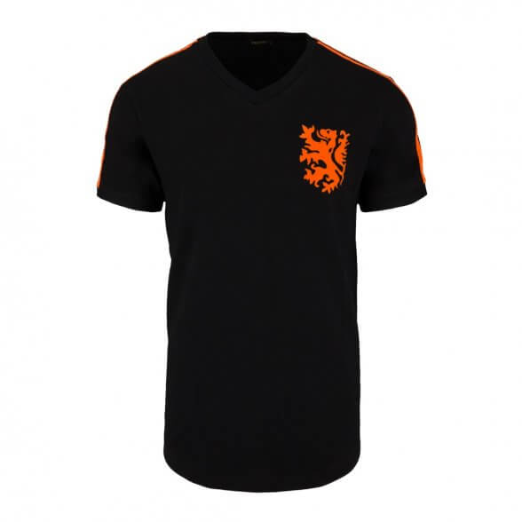 Holland 1974 T-Shirt | Black