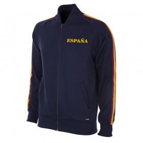 Spain 1978 Retro Jacket  | Blue