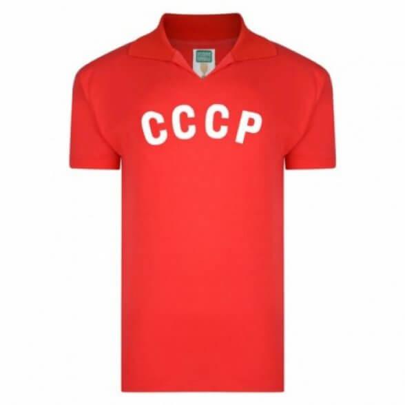 CCCP football 1986 shirt