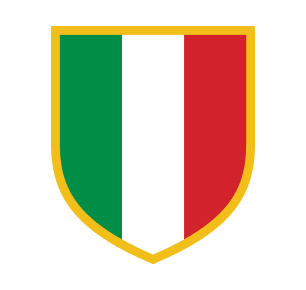 Coat of arms Italy 1947