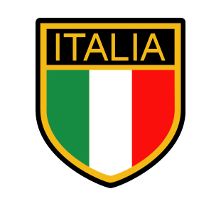 Coat of arms Italy 1952