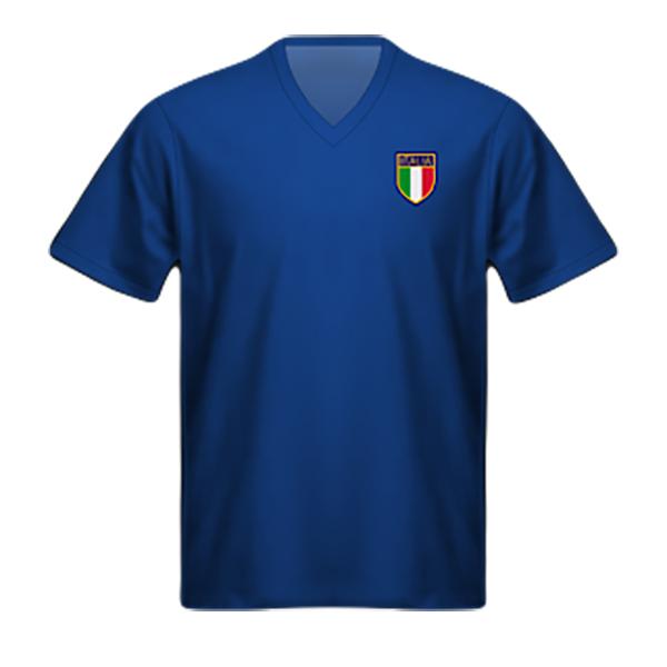 Italy 1966 Jersey