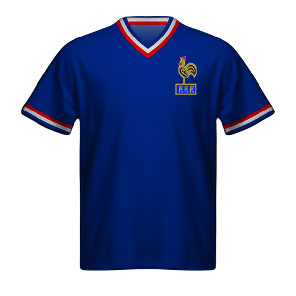 Maglia Francia 1972