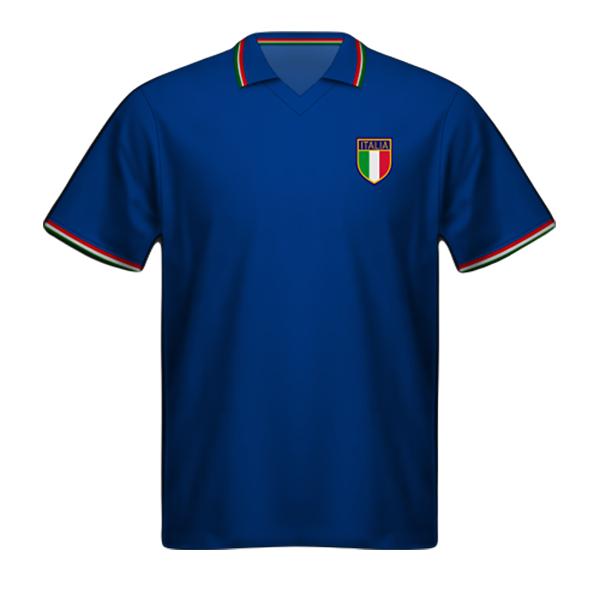Italy 1982 Jersey