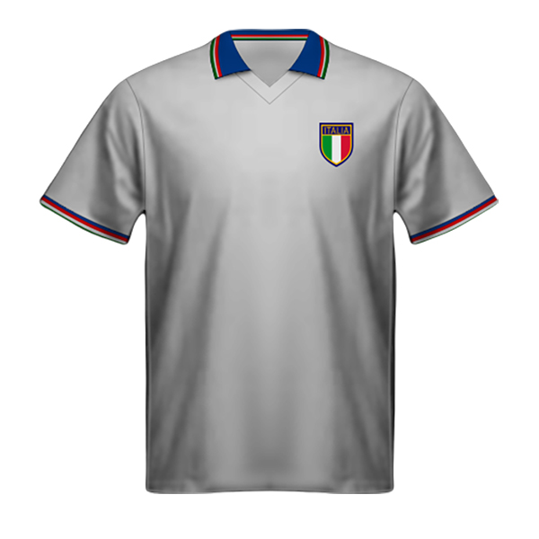 Italy 1982 Away Jersey