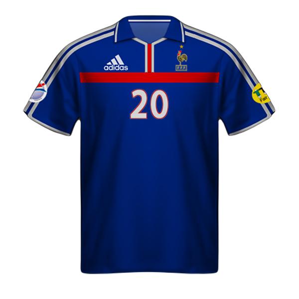 Maglia Francia 2020