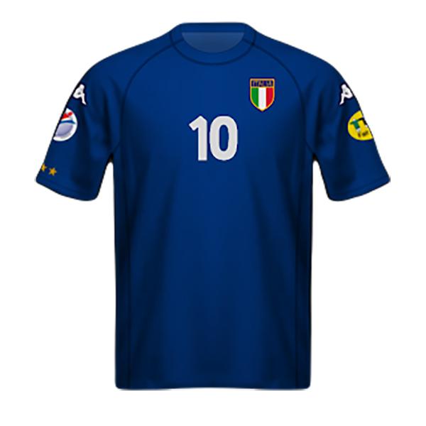 Italy 2000 Jersey