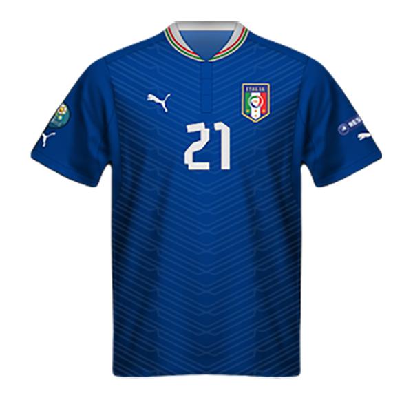 Italy 2012 Jersey