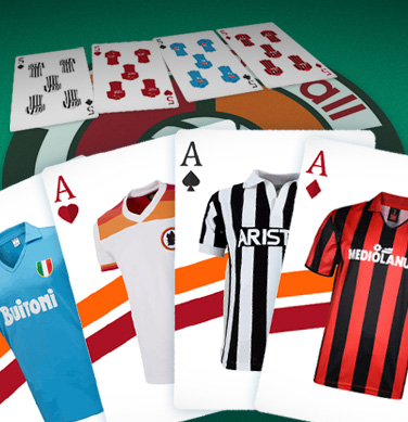 Italian Clubs Retro Shirts