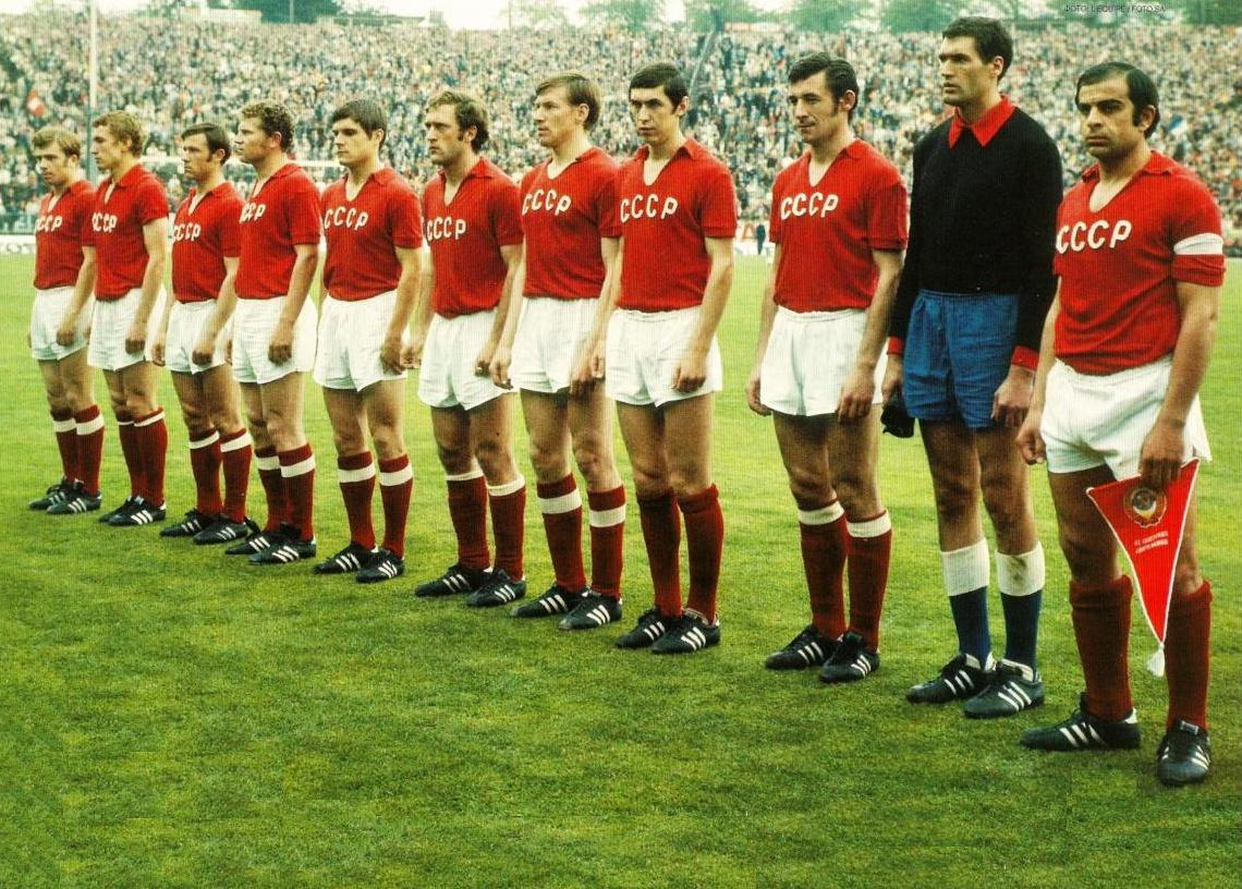 CCCP 1972 shirt, the Soviet Union team was runner-up in the 1972 UEFA European Football Championship