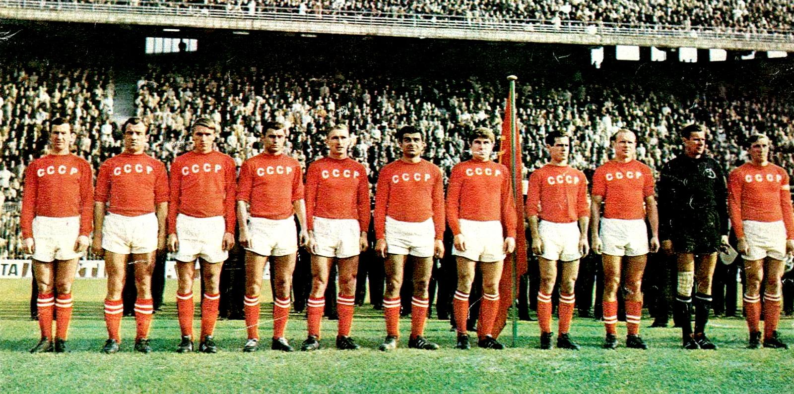 CCCP 1966 retro shirt, the World Cup 1966