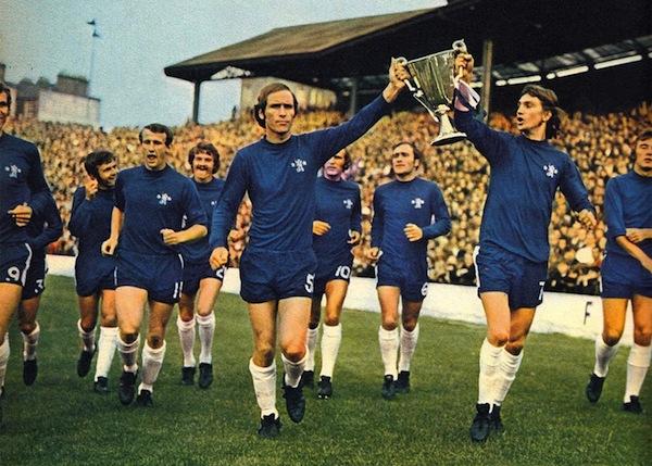 Chelsea 1971 UEFA Cup Winner's Cup