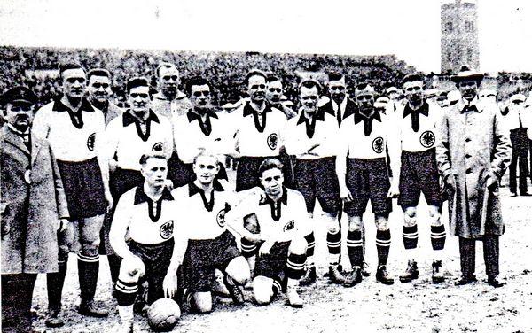 Germanyn Football Team in 1924