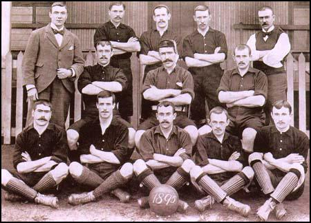 Arsenal FC 1895 team