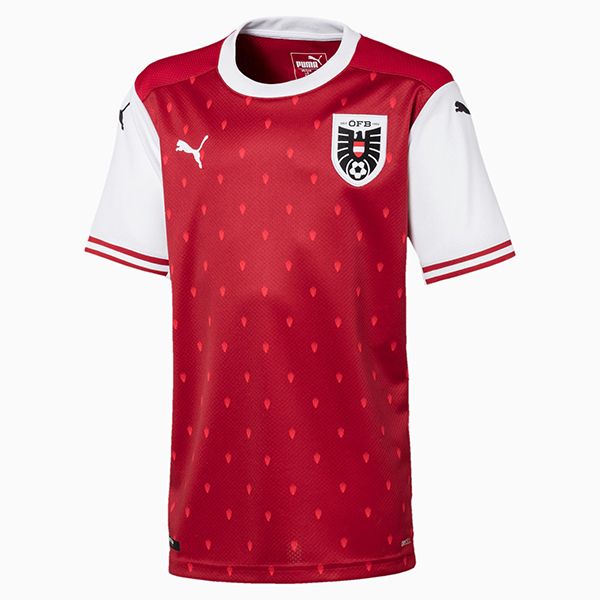 Austria EURO 2020 Jersey