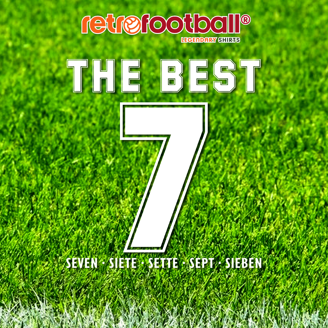The Best 7 championship retrofootball
