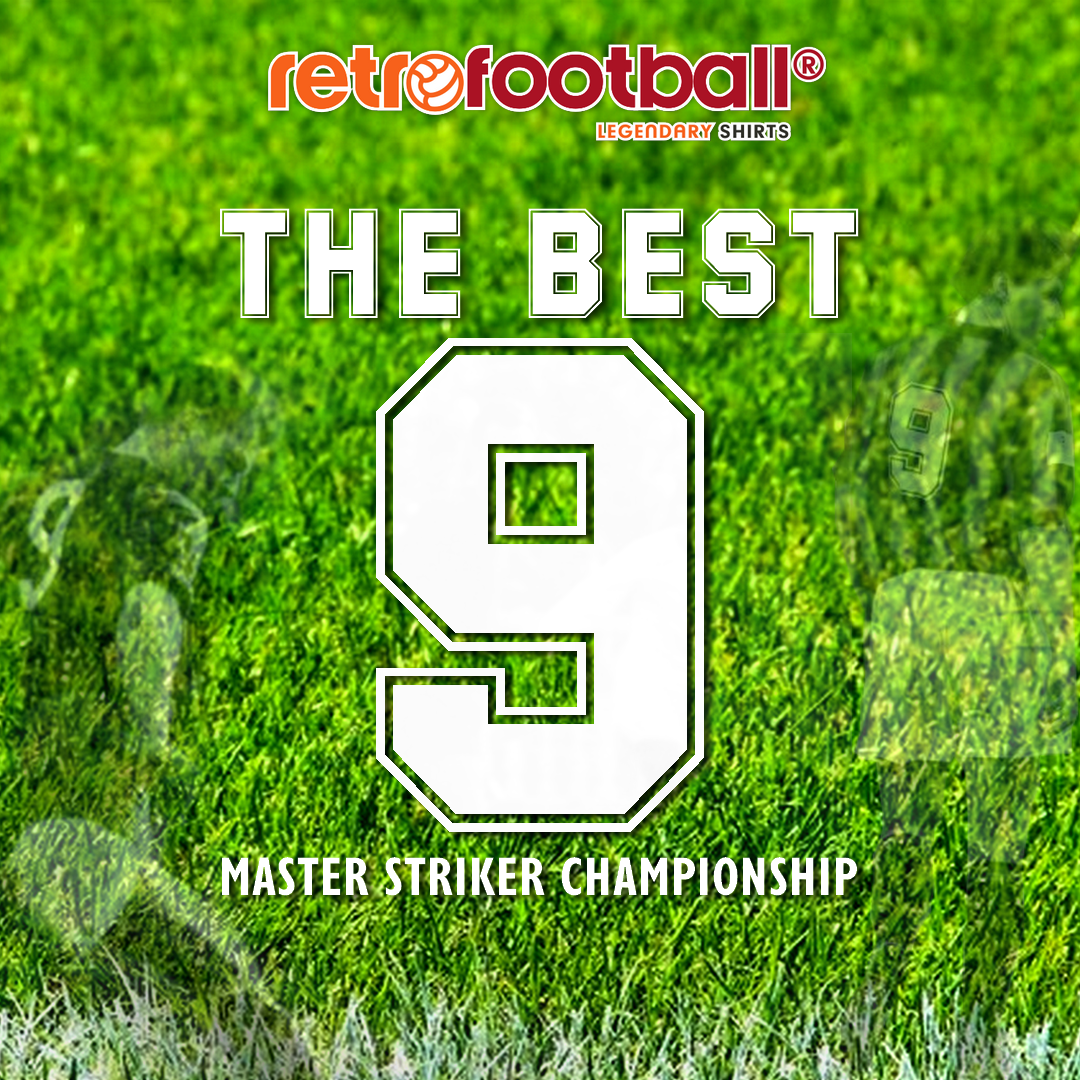 The best 9 - Retrofootball Master Striker Championship
