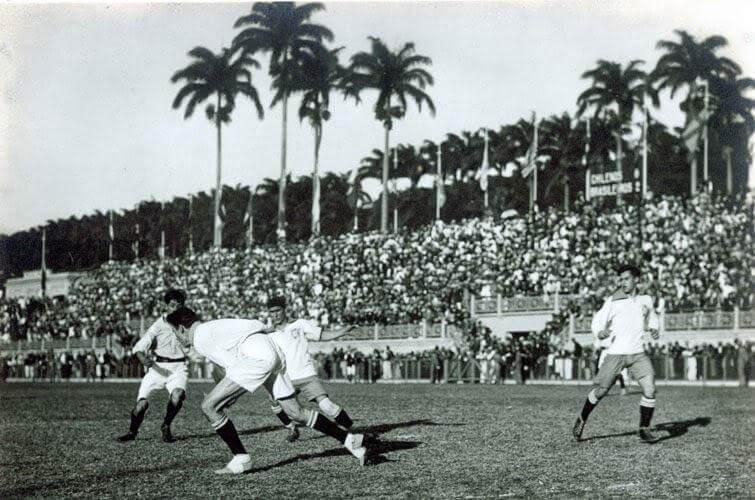 Brazil Chile Copa America 1919