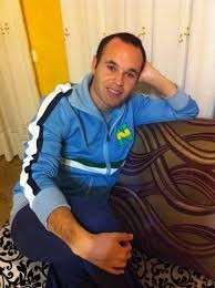 Iniesta New Team jacket